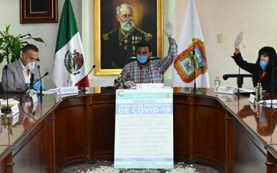 Covid-19: Coacalco #CovidAlcaldesMx