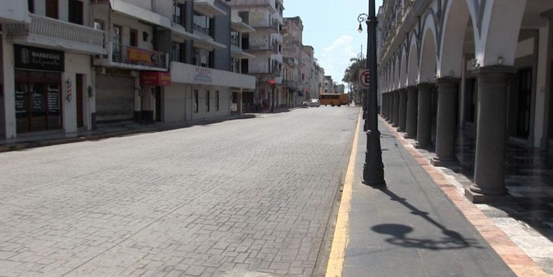 Gobierno municipal de Veracruz apoyará a familias afectadas por cierres de negocios ante el COVID-19