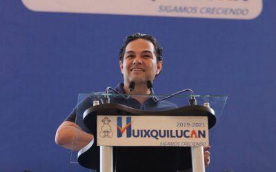 Alcalde de Huixquilucan obtiene certificado de la OMS contra Covid-19