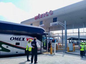 Gobierno de Tamaulipas instala filtros en cruces internacionales