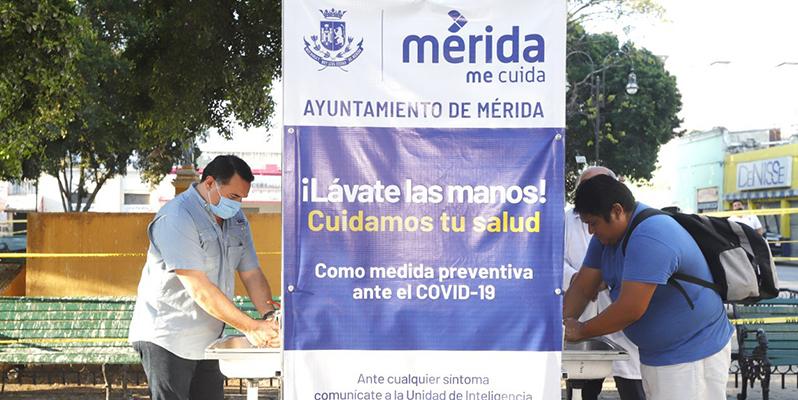 Covid-19: Mérida