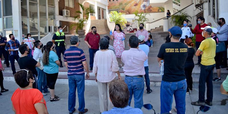 COVID-19: Navojoa, Sonora
