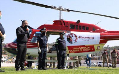 COVID-19: Atlacomulco, Estado de México