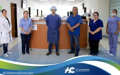 COVID-19: Camargo, Tamaulipas