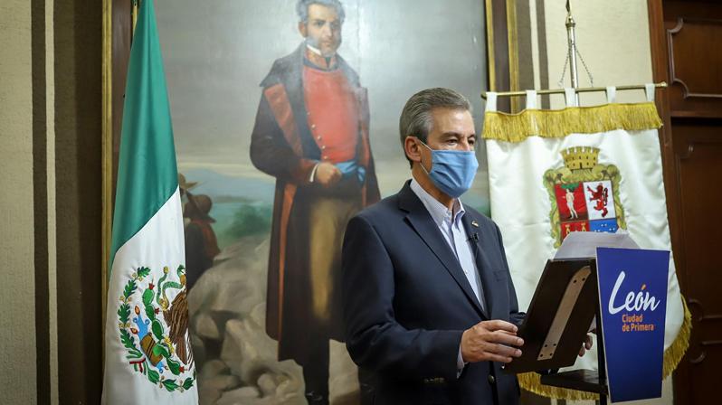 COVID-19: León, Guanajuato