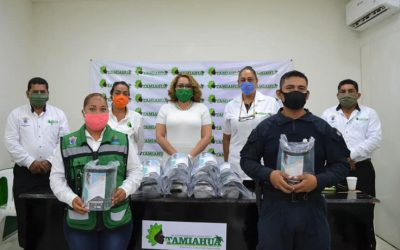 COVID-19: Tamiahua, Veracruz