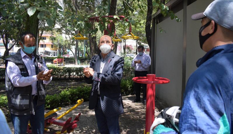COVID-19: Iztacalco, CDMX