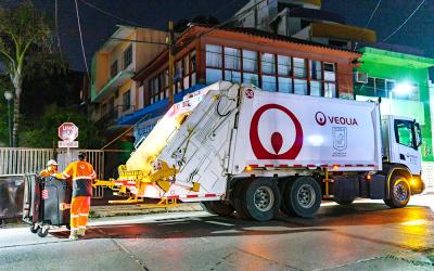 El Programa de Contenerización favorece el desarrollo de una ciudad inteligente: Tuxtla Gutiérrez