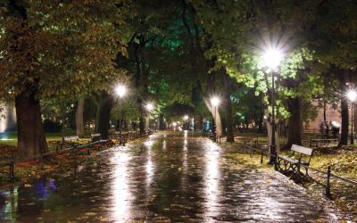 Luminarias, fundamentales para ciudades sostenibles