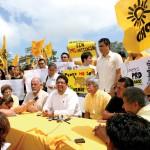 Alianzas desafían al PRI