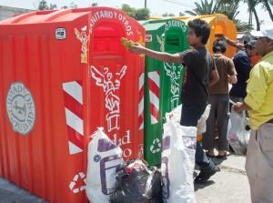 Separadores de basura