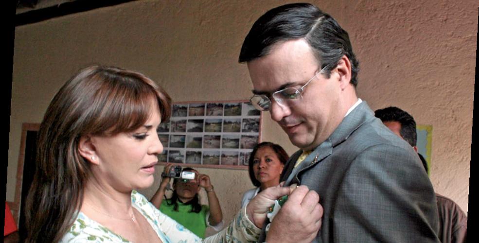 Marcelo Ebrard se Divorcia Marcelo Ebrard Casaub n y