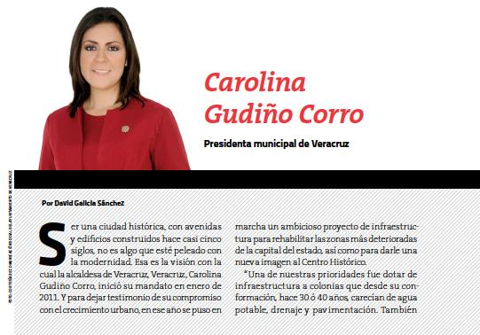 Carolina Gudiño