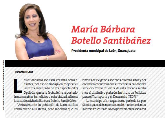 María Bárbara Botello