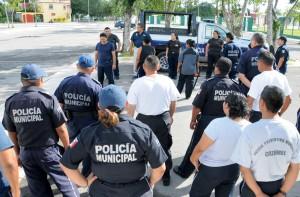 Policía Cozumel