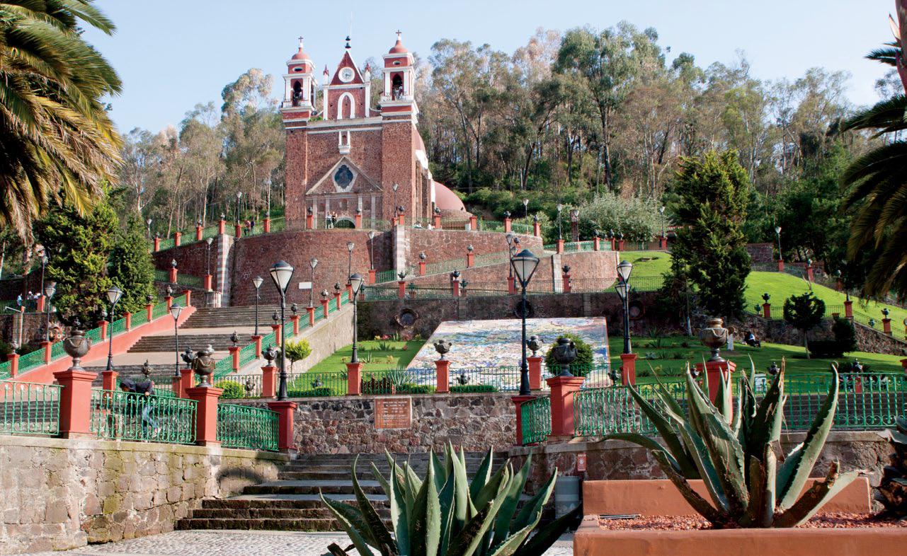 Visitando Metepec, Estado de México / Pueblo Mágico - Un ...  Metepec Mexico
