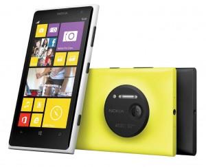 Nokia Lumia 1020 noviembre 2013