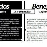 Vicios y Beneficios.Noviembre 2013