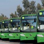 Autobuses sustentables, clave para la movilidad.