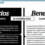 Vicios y Beneficios. Diciembre 2013