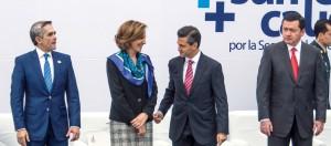 Enrique Peña y Gabinete_Diciembre2013