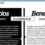 Vicios y Beneficios. Enero 2014