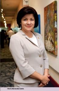Martha González