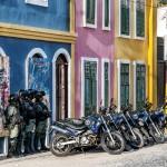 Policía pacificadora en Río de Janeiro