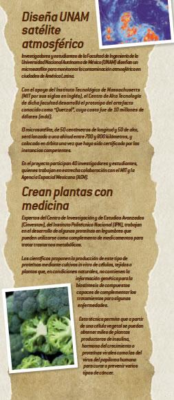Diseña UNAM