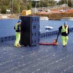 Drenaje ecológico para evitar inundaciones