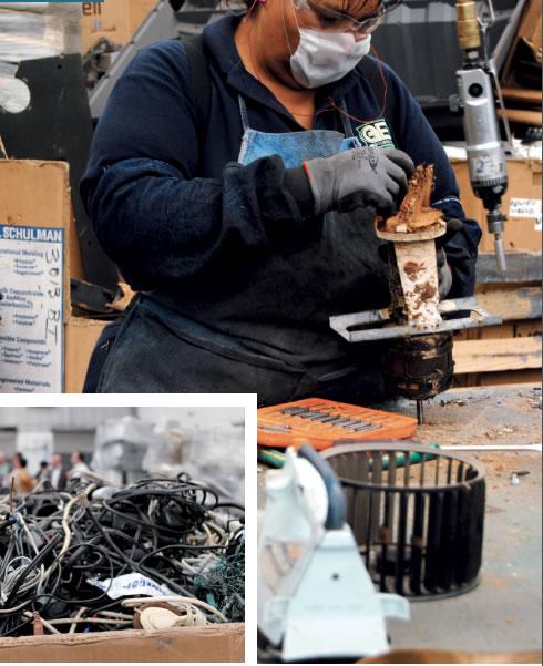C mo reciclar la basura electr nica alcaldes de m xico - Como reciclar correctamente ...