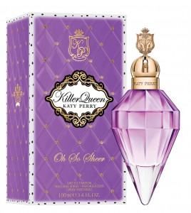 Perfume Oh So Sheer de Killer Queen_Mayo2014