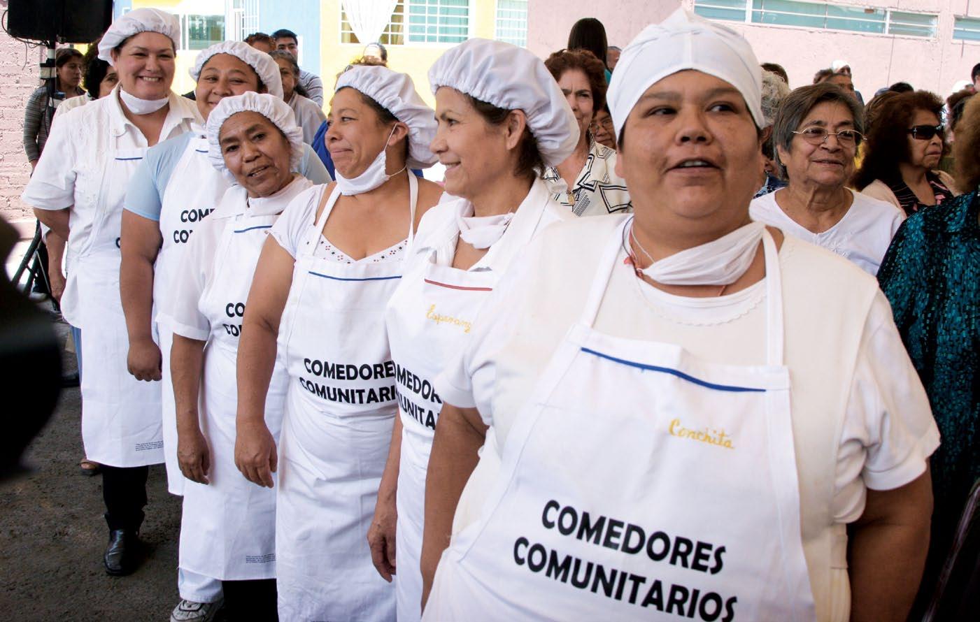 Apoyos para Comedores Comunitarios. | Alcaldes de México