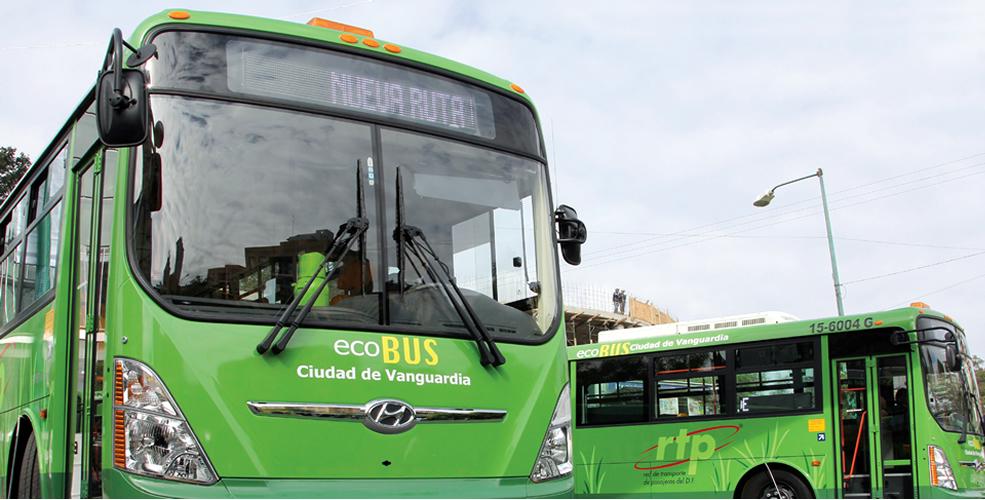 Autobuses, Sustentables, Transporte