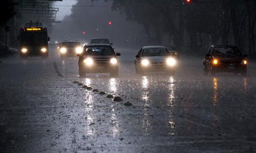 Lluvias, Clima, SMN