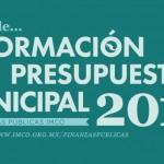 Estudio: Índice de Información Presupuestal Municipal 2014 (IMCO)