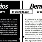 Vicios y Beneficios. Junio 2014