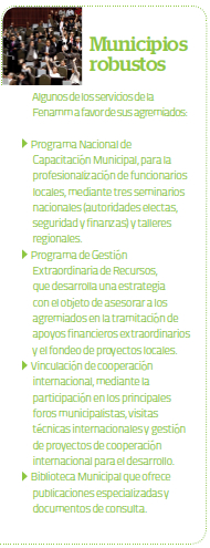 municipios robustos Agosto 2013
