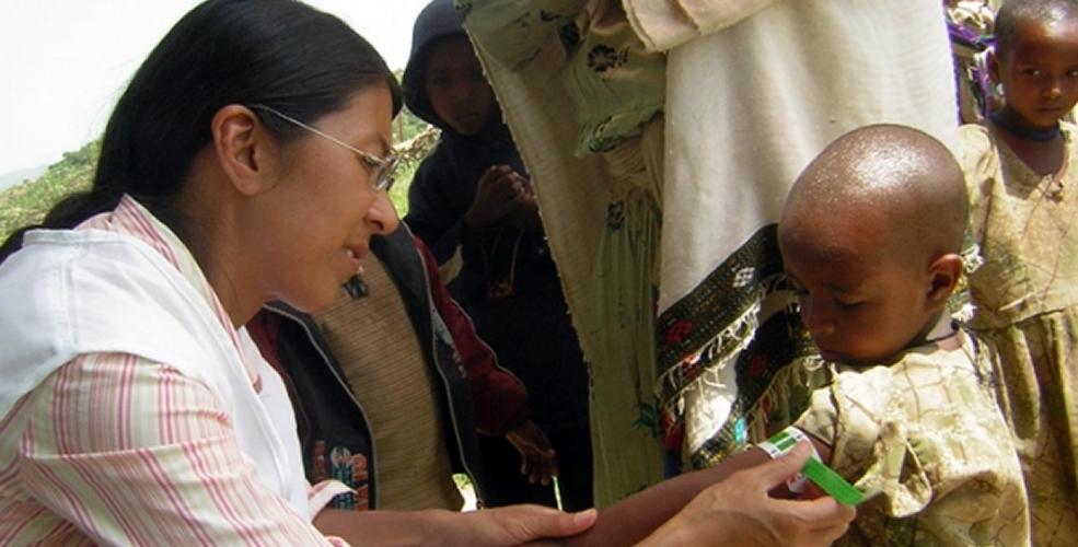 Médicos, Sin Fronteras, Ébola