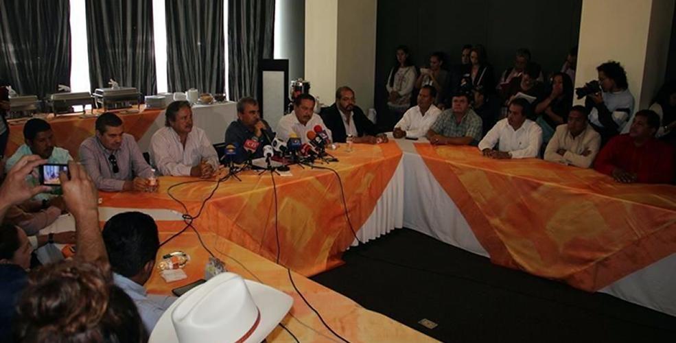 Alcaldes, Michoacán, PRI