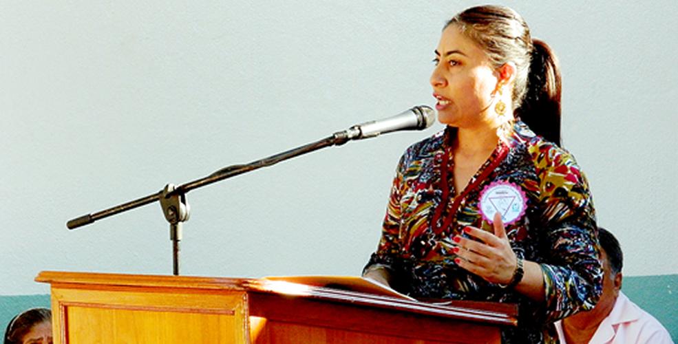 Alcaldesa, Huetamo, Michoacán