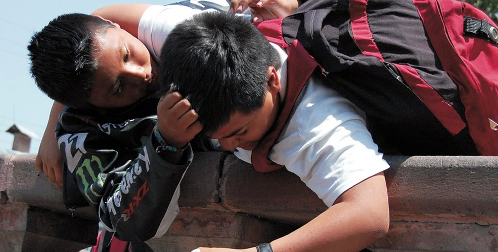 Bullying, Mexicanos, Encuesta