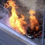 Explota tubería de gas en San Pedro Garza, no hay heridos
