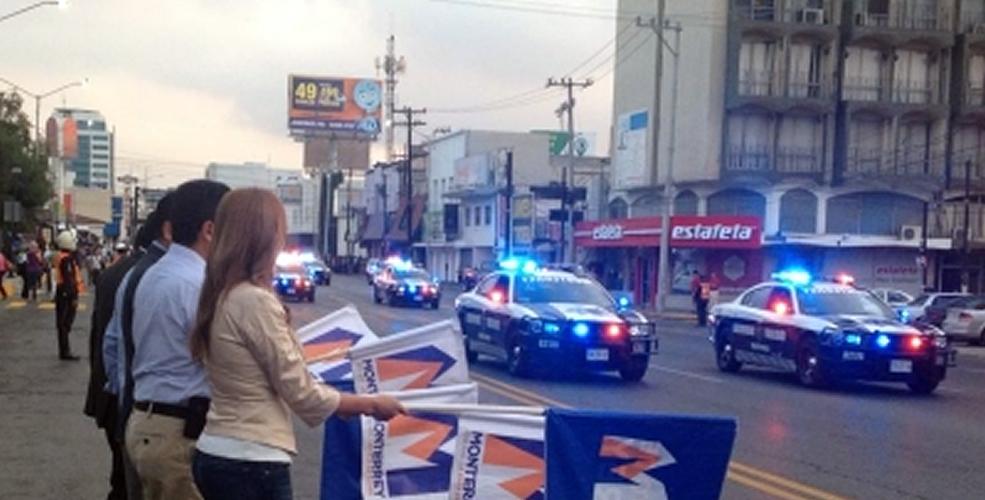 Monterrey, Patrullas, Alcaldesa