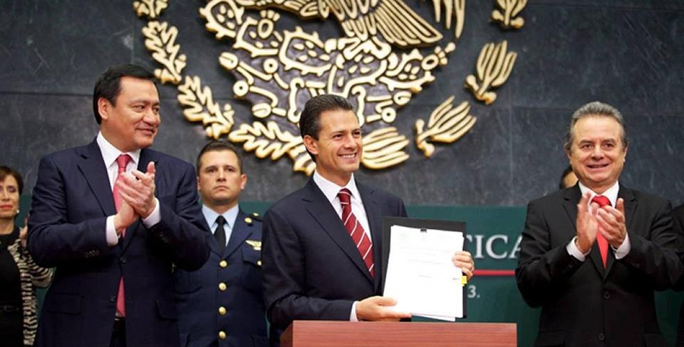 Reforma, Energética, Peña, Nieto