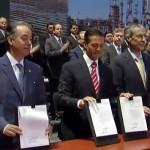 Peña Nieto adelanta ronda cero y uno de Pemex para el miércoles