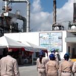 Flamazo deja un muerto y 11 heridos en refinería de Tamaulipas