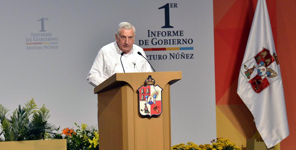 Tabasco, Núñez, Granier