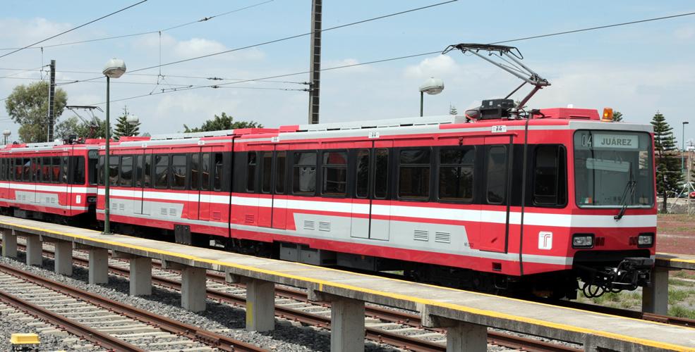 Tren, Eléctrico, Jalisco