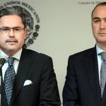 Madero remueve a Villareal y Villalobos de sus cargos